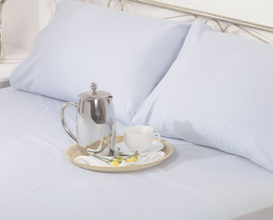 Ropa de cama 50-50 algodón-poliéster